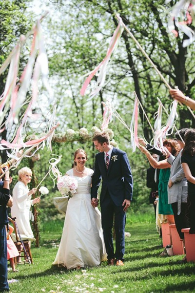 ceremony-exit-ribbon-wands